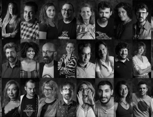 Los rostros de la VI edición del Festival Nuevo Cine Andaluz
