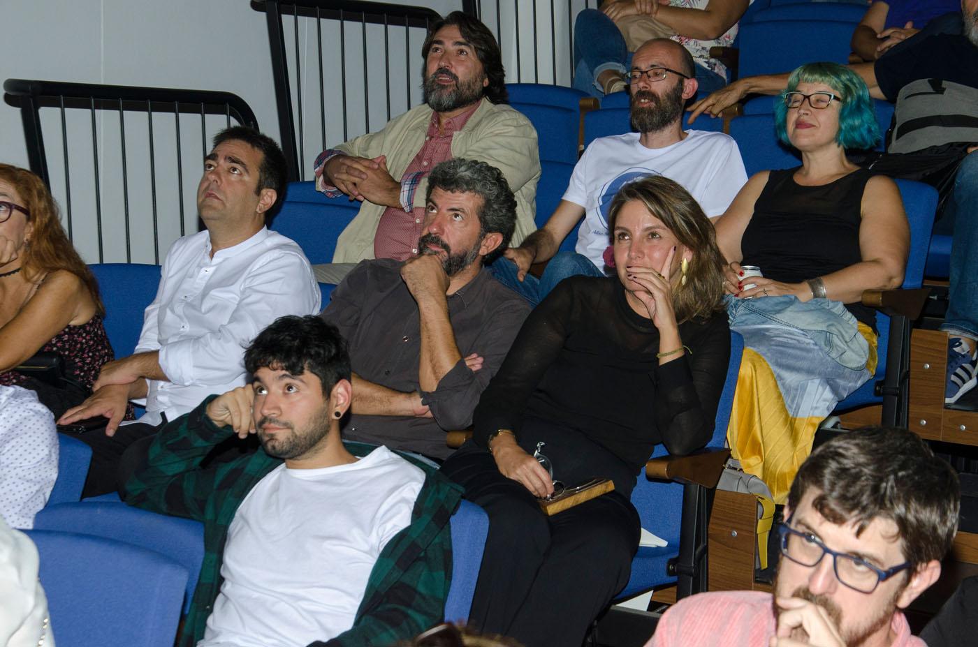 Gala de Clausura del VI Festival Nuevo Cine Andaluz 2019