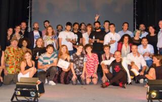 Gala de clausura VI Festival Nuevo Cine Andaluz