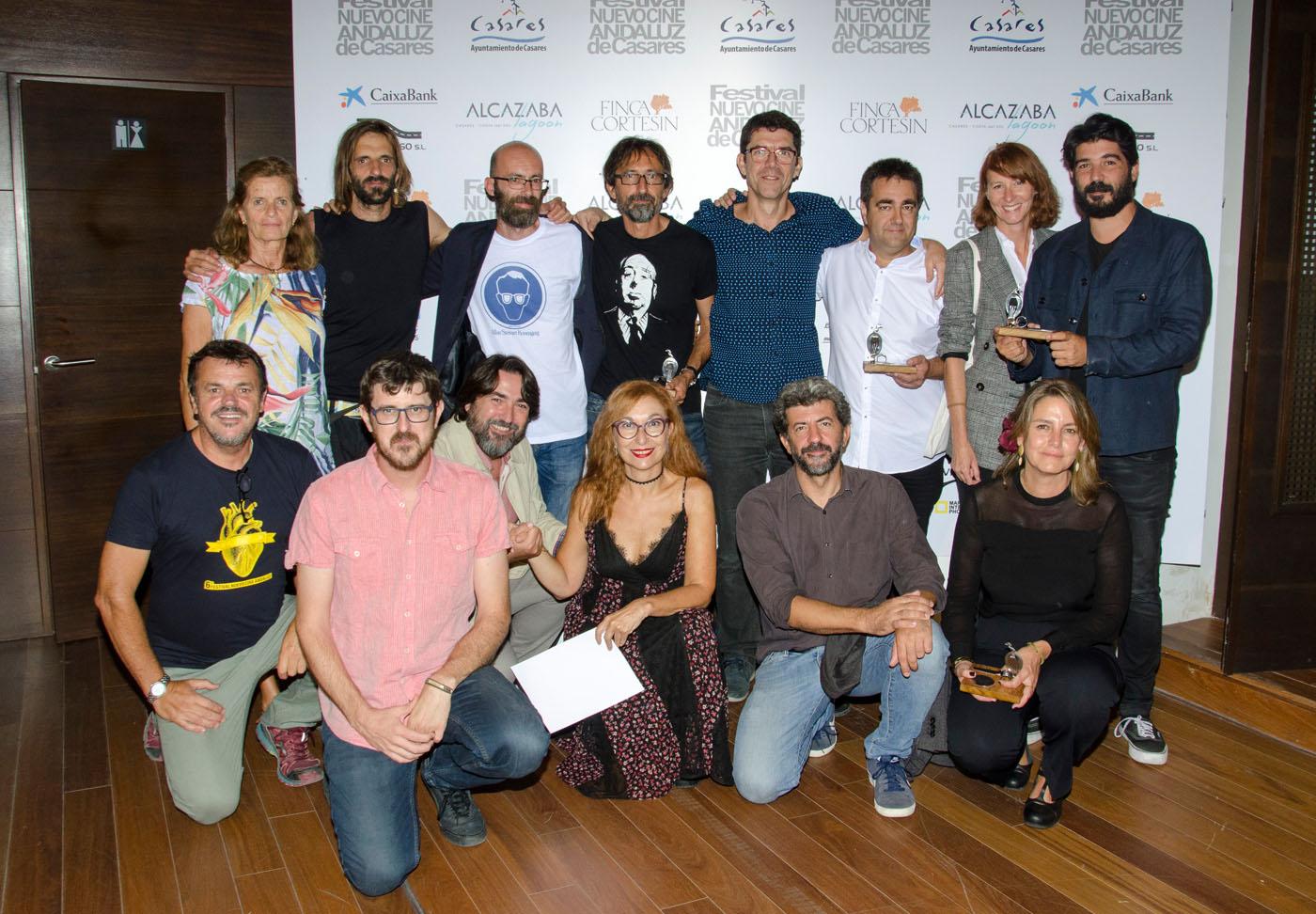 Clausura de la VI Edición del Festival Nuevo Cine Andaluz de Casares