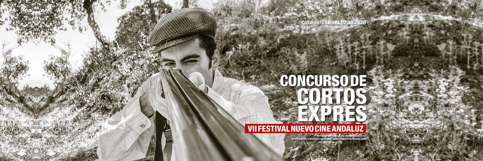 Concurso Cortos Exprés Nuevo Cine Andaluz 2020