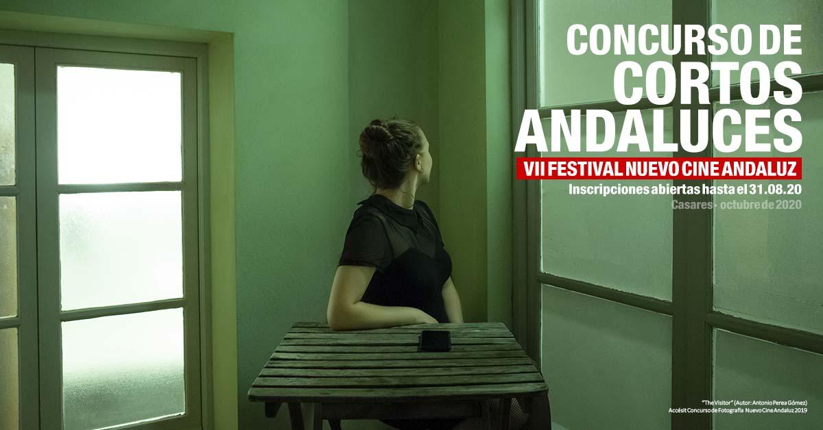 Bases concurso Cortos Andaluces Nuevo Cine Andaluz 2020