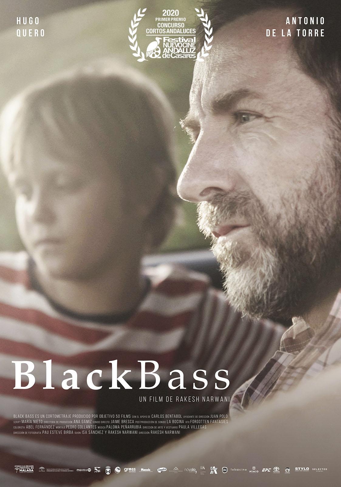 Black Bass, de Rakesh B. Narwani, Primer premio Concurso Cortos Andaluces Nuevo Cine Andaluz 2020