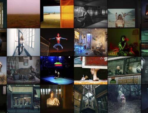 Selección del Concurso de Fotografía Nuevo Cine Andaluz 2020