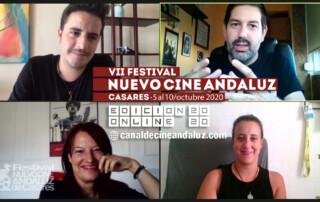 Cortometrajistas. Charlas Nuevo Cine Andaluz