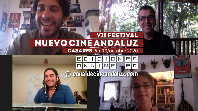 Documentalistas. Charlas Nuevo Cine Andaluz de Casares