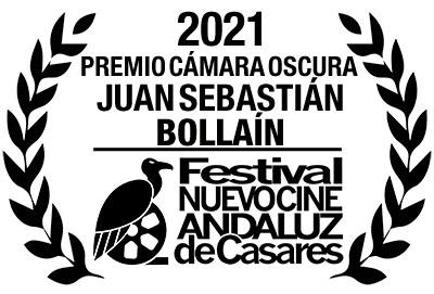 Premio Cámara Oscura 2021: Juan Sebastián Bollaín