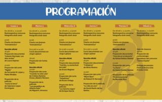 Programa VIII Festival Nuevo Cine Andaluz