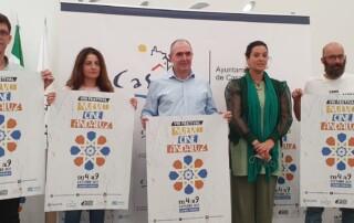 Presentación VIII Festival Nuevo Cine Andaluz (Casares, 2021)