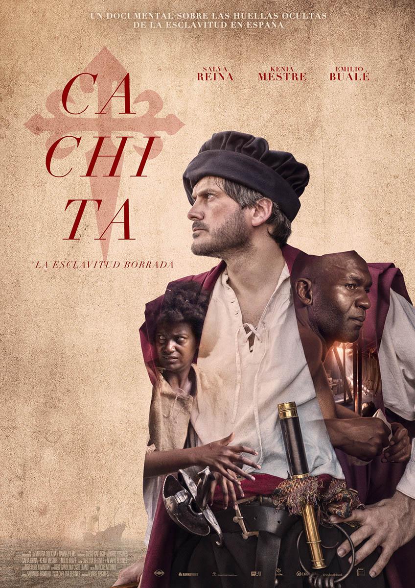 Cachita. La esclavitud borrada, de Álvaro Begines (Festival Nuevo Cine Andaluz 2021)