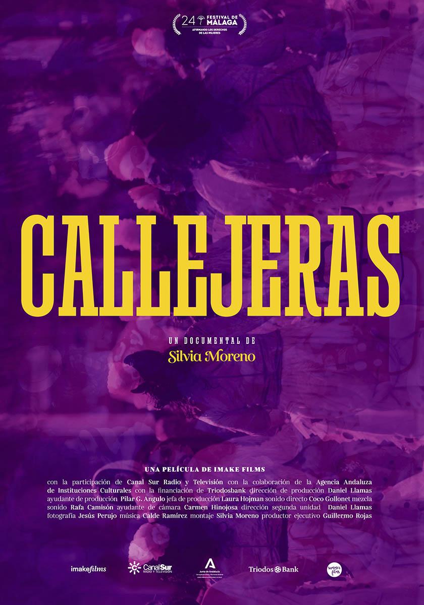 Callejeras, de Silvia Moreno. Festival Nuevo Cine Andaluz 2021