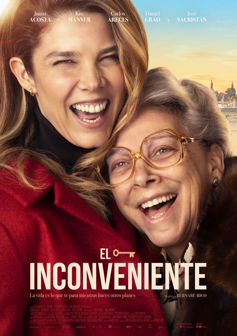 El inconveniente, de Bernabé Rico. Festival Nuevo Cine Andaluz 2021