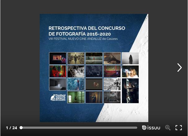 Retrospectiva del concurso de fotografía 2016-2020