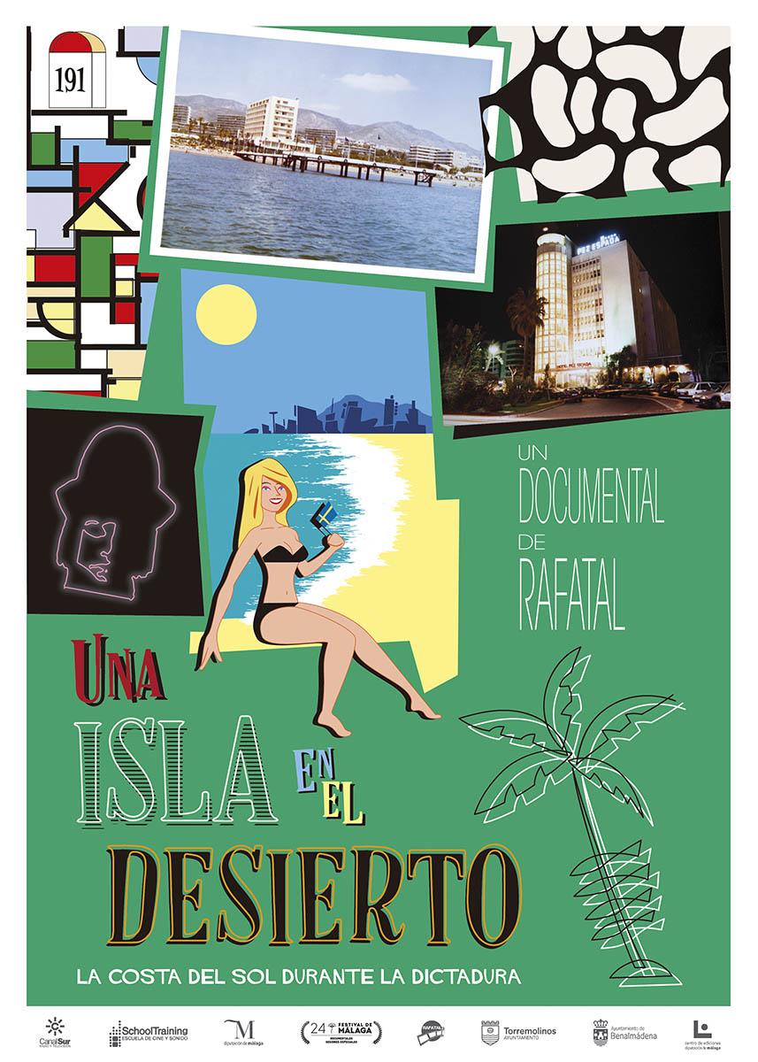 Una isla en el desierto, de Rafael Robles Rafatal. Festival Nuevo Cine Andaluz 2021