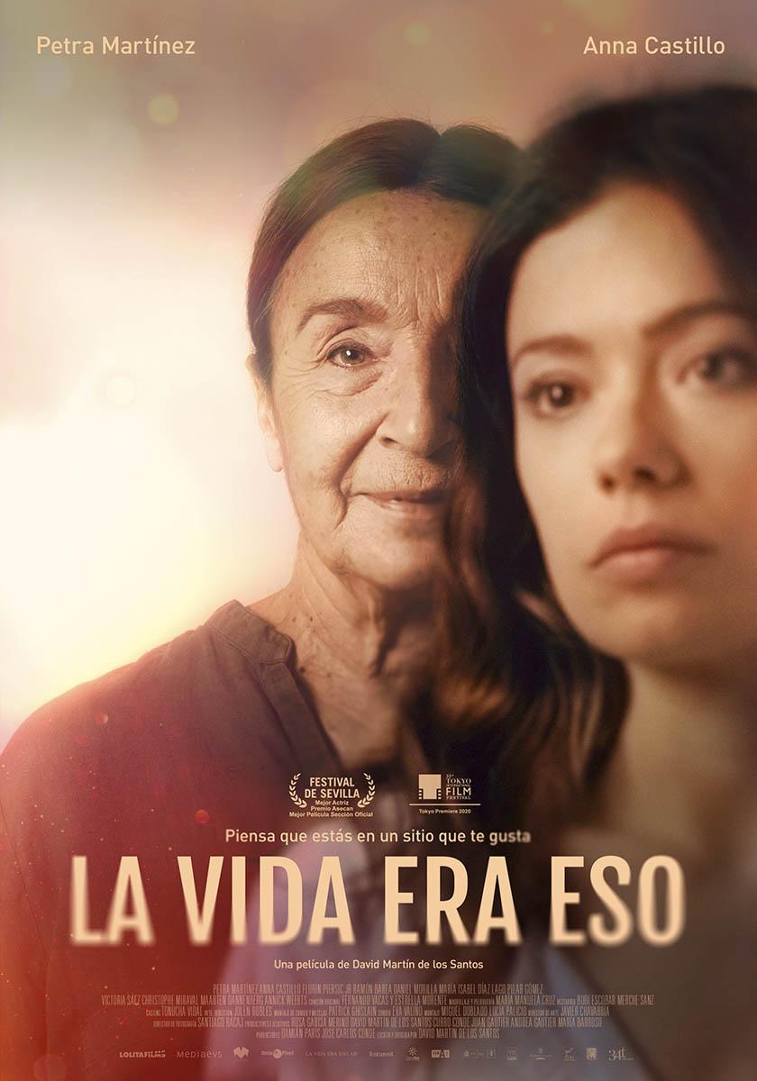 La vida era eso, de David Martín de los Santos. Festival Nuevo Cine Andaluz 2021