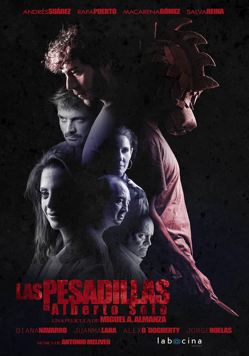 Las pesadillas de Alberto Soto, de Miguel A. Almanza (Festival Nuevo Cine Andaluz 2021)