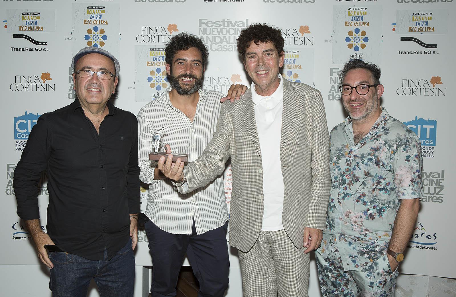 Juana La Lorca, de Valeriano López Domínguez, premio del jurado mejor película Nuevo Cine Andaluz 2021