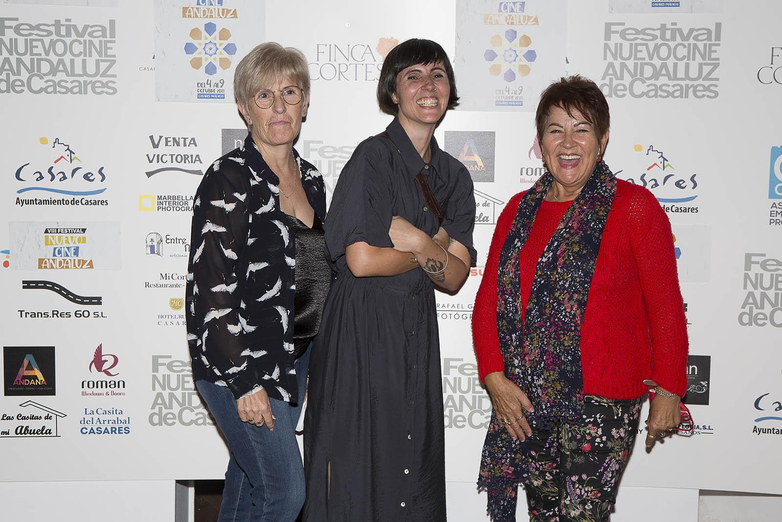 """""""Callejeras"""", de Silvia Moreno, premio ex aequo del Jurado al Mejor Documental Nuevo Cine Andaluz 2021"""
