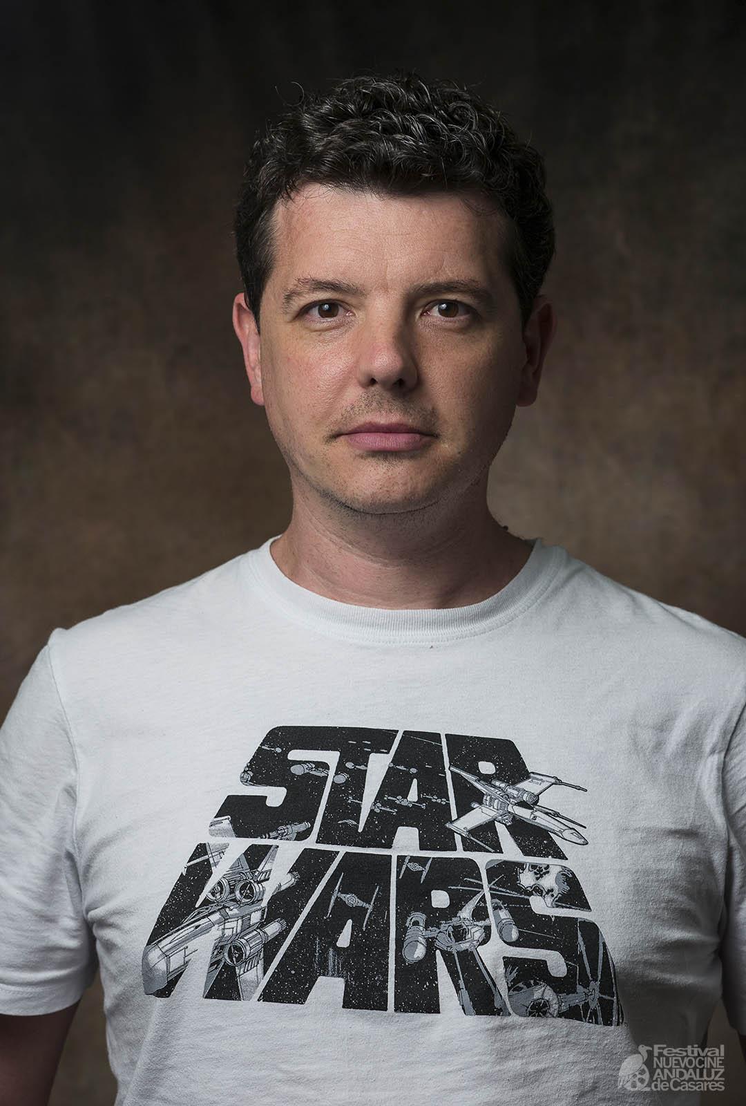 Javier Coronilla, diseñador de animatrónica