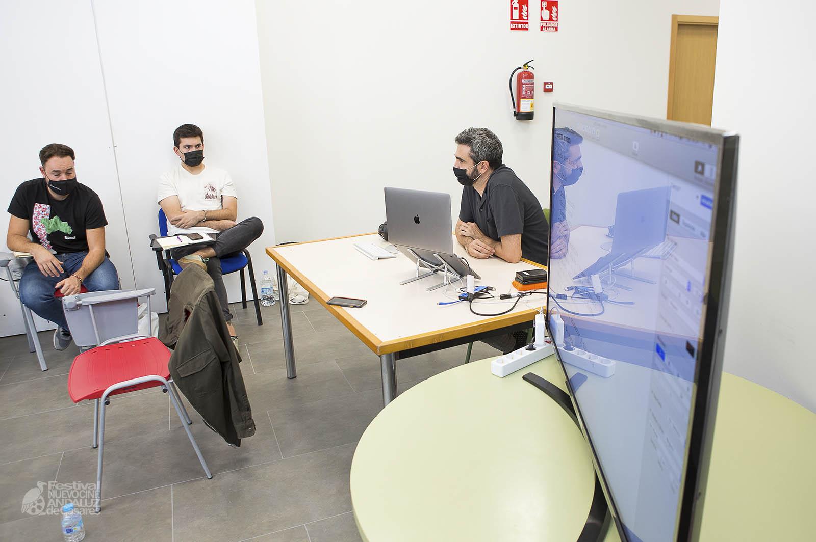 Curso de Documental para Plataformas, con Jorge Laplace