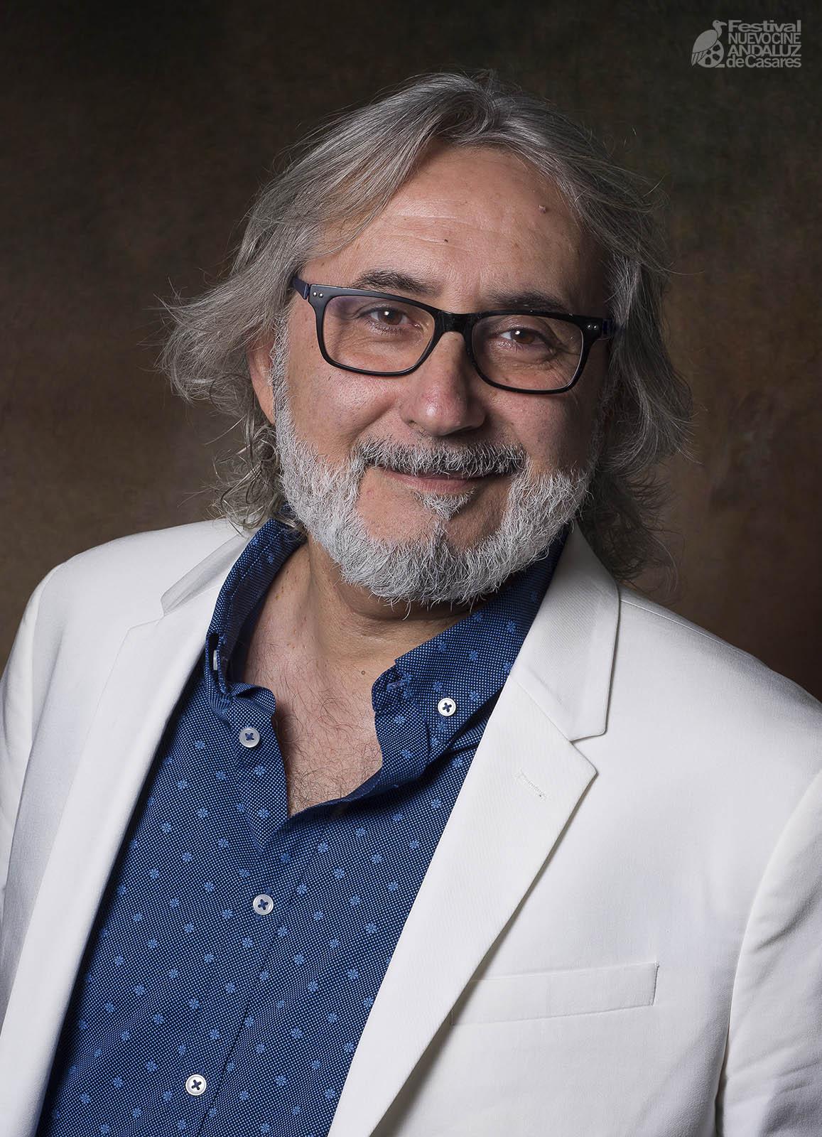 Javier Paisano, gestor cultural y periodista