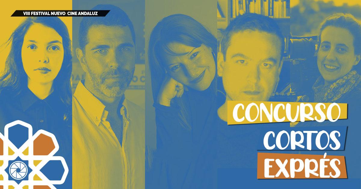 Jurado Cortos Exprés Nuevo Cine Andaluz 2021